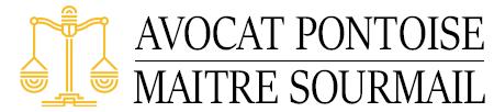 Avocat Pontoise : Maître avocat Sourmail dans le Val D'oise Logo
